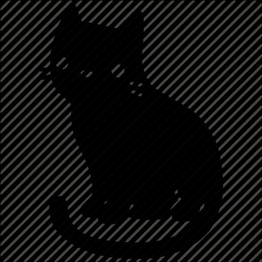 Icon Katze